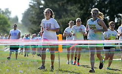 PLU Color Loop at PLU on Friday, May 8, 2015. (Photo: John Froschauer/PLU)