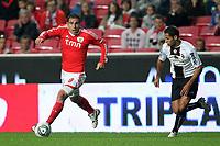 20111029: LISBON, PORTUGAL - SL Benfica vs Olhanense: Portuguese League 2011/2012. <br /> In photo: Benfica's forward Bruno Cesar.<br /> PHOTO: Carlos Rodrigues/CITYFILES
