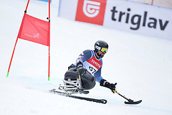 ELLIOTT Josh LW12-2 USA at 2018 World Para Alpine Skiing Cup, Kranjska Gora, Slovenia