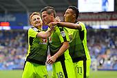Cardiff City v Reading 270816