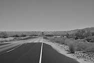 Anza Borrego Desert road
