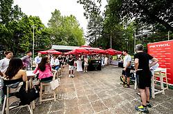 Tenis VIP Petrol turnir, on June 6, 2019 in Tivoli, Ljubljana, Slovenia. Photo by Vid Ponikvar / Sportida