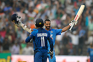 Cricket - India v Sri Lanka 1st ODI at Cuttack