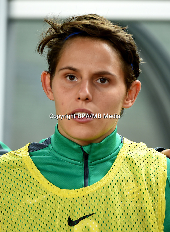 Fifa Woman's Tournament - Olympic Games Rio 2016 -  <br /> Australia National Team - <br /> Ashleigh Sykes