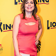 NLD/Scheveningen/20161030 - Premiere musical The Lion King, Heleen van Royen