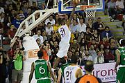 DESCRIZIONE : Roma Lega A 2012-13 Acea Virtus Roma Montepaschi Siena Finale Gara 2<br /> GIOCATORE : Gani Lawal<br /> CATEGORIA : penetrazione tiro <br /> SQUADRA : Acea Virtus Roma<br /> EVENTO : Campionato Lega A 2012-2013 Play Off Finale Gara2<br /> GARA : Acea Virtus Roma Montepaschi Siena Finale Gara 2<br /> DATA : 13/06/2013<br /> SPORT : Pallacanestro <br /> AUTORE : Agenzia Ciamillo-Castoria/N. Dalla Mura<br /> Galleria : Lega Basket A 2012-2013 <br /> Fotonotizia : Roma Lega A 2012-13 Acea Virtus Roma Montepaschi Siena Finale Gara 2