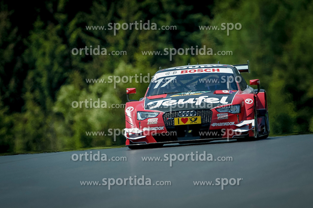 21.05.2016, Red Bull Ring, Spielberg, AUT, DTM, Red Bull Ring Spielberg, Training, im Bild Miguel Molina (ESP / Audi Sport Team Abt) // during the free practice of the DTM at the Red Bull Ring, Spielberg, Austria on 2016/05/21, EXPA Pictures © 2016, PhotoCredit: EXPA/ Erwin Scheriau