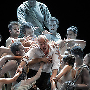 Edinburgh International Festival (EIF). Don Giovanni (Opera) by Wolfgang Amadeus Mozart. Conducted by Iv&agrave;n Fischer.  Festival Theatre, Edinburgh.  08 Aug 2017. Edinburgh. Credit: Photo by Tina Norris. Copyright photograph by Tina Norris. Not to be archived and reproduced without prior permission and payment. Contact Tina on 07775 593 830 info@tinanorris.co.uk  <br /> www.tinanorris.co.uk