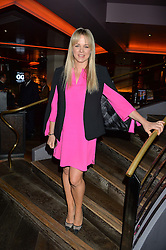 SOPHIE MICHELL at the GQ Food & Drink Awards 2016 presented by Veuve Clicquot held at 100 Wardour Street, Soho, London on 26th April 2016.
