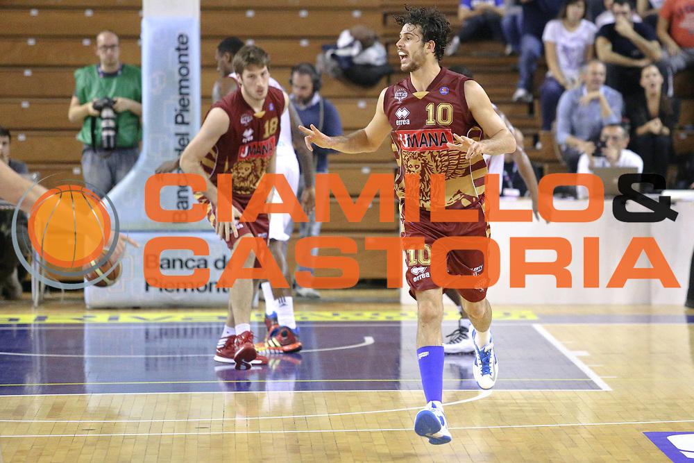 DESCRIZIONE : Milano Lega A 2013-14 Cimberio Varese vs Umana Reyer Venezia <br /> GIOCATORE : Vitali Luca<br /> CATEGORIA : Ritratto<br /> SQUADRA : Umana Venezia<br /> EVENTO : Campionato Lega A 2013-2014<br /> GARA : Cimberio Varese vs Umana Reyer Venezia<br /> DATA : 27/10/2013<br /> SPORT : Pallacanestro <br /> AUTORE : Agenzia Ciamillo-Castoria/I.Mancini<br /> Galleria : Lega Basket A 2013-2014  <br /> Fotonotizia : Milano Lega A 2013-14 EA7 Cimberio Varese vs Umana Reyer Venezia<br /> Predefinita :