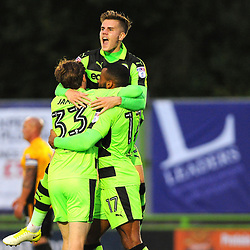 Forest Green Rovers v Newport County