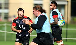 Danny Care of England during the training Camp at St Edwards College in Oxford - Mandatory by-line: Robbie Stephenson/JMP - 26/09/2017 - RUGBY - England - England rugby training session