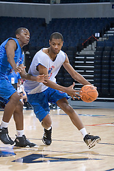 WF Shawn Williams (Duncanville, TX / Duncanville).  The National Basketball Players Association held a camp for the Top 100 high school basketball prospects at the John Paul Jones Arena at the University of Virginia in Charlottesville, VA from June 20, 2007 through June 23, 2007.