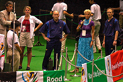 22-06-2000 JAP: OKT Volleybal 2000, Tokyo<br /> Nederland - Korea 3-1 / Pierre Mathieu, Cilya van der Kooy