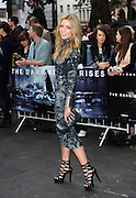 18.JULY.2012. LONDON<br /> <br /> ANNABELLE WALLIS ATTENDS THE EUROPEAN PREMIERE OF BATMAN 'THE DARK NIGHT RISES' AT THE ODEON CINEMA, LEICESTER SQUARE.<br /> <br /> BYLINE: EDBIMAGEARCHIVE.CO.UK<br /> <br /> *THIS IMAGE IS STRICTLY FOR UK NEWSPAPERS AND MAGAZINES ONLY*<br /> *FOR WORLD WIDE SALES AND WEB USE PLEASE CONTACT EDBIMAGEARCHIVE - 0208 954 5968*