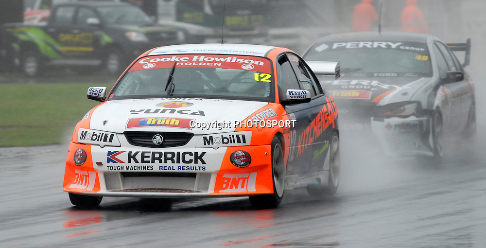 Michael Wallace during Auckland Car Club 75th Anniversary Trophy race, New Zealand Truth V8s Championship, Pukekohe Park Raceway, New Zealand. Sunday 04 November 2007, Photo : William Booth/PHOTOSPORT
