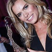 NLD/Amsterdam/20131111 - Beau Monde Awards 2013, winnares Nicolette van Dam