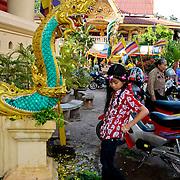 Laos :: Vientiane  Nouvel an 2552