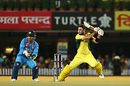 Cricket - India v Australia 1st T20 at Ranchi 2017