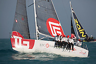 EFG Sailing Arabia The Tour 2015. <br /> Images free for editorial use.Credit: Lloyd