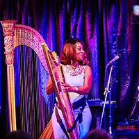 Mariea_Jazz Harpist