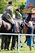 The Queen attends the Windsor horse show<br /> ©Exclusivepix Media