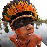 Xingu Indians of Brazil