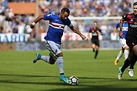 23.09.2017 - Genova - Serie A 4a giornata   -  Sampdoria-Milan  nella  foto: Fabio Quagliarella
