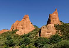 Las Médulas, Ponferrada, Leon, Spain
