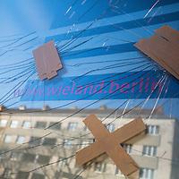 2016/01/19 Berlin | Politik | Attacke auf Bürgerbüro von Ralf Wieland