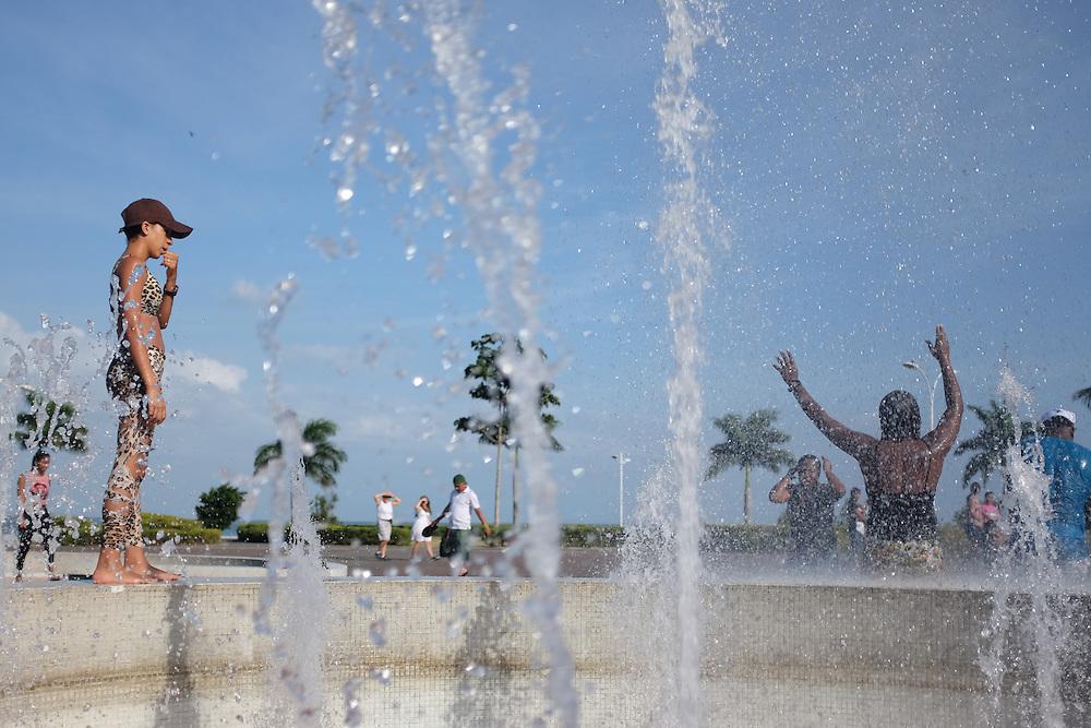 CARNAVALES EN CIUDAD DE PANAM&Aacute; / CARNIVALS OF PANAMA 2015<br /> Ciudad de Panam&aacute; / Panama City 2015<br /> (Copyright &copy; Aaron Sosa)