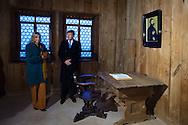 Eisenach, 07-02-2017<br /> <br /> <br /> King Willem-Alexander and Queen Maxima visit The Wartburg in Eisenach during their 4 days visit to Germany.<br /> <br /> <br /> <br /> COPYRIGHT: ROYALPORTRAITS EUROPE/ BERNARD RUEBSAMEN
