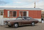 Pax Americana  Goldfield,Nevada,USA