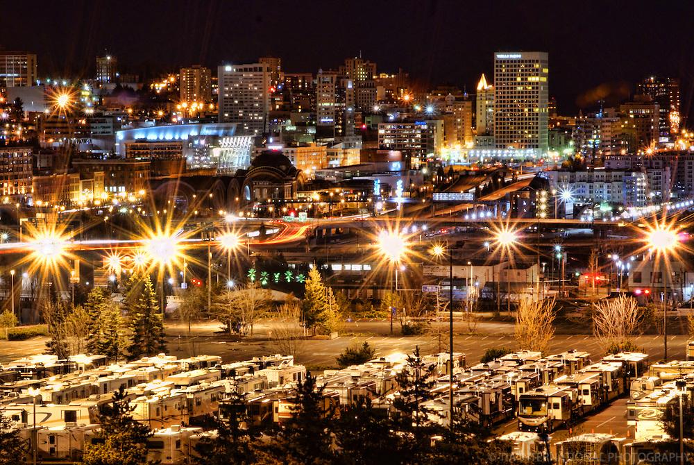 Downtown Tacoma