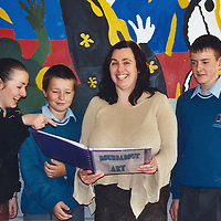 Regional Arts Officer Tara Connaghan, Gavin Sheedy, Clare Arts Officer Siobhan Mulcahy and Kieran Flemming