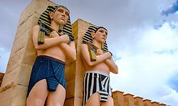 Atlas film studios near Ouarzazate, Morocco<br /> <br /> (c) Andrew Wilson | Edinburgh Elite media