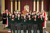 Skeoghvasteen confirmation 2015