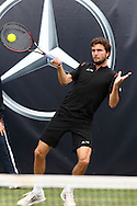 Gilles Simon during the Mercedes Cup at Tennisclub Weissenhof, Stuttgart, Germany.<br /> Picture by EXPA Pictures/Focus Images Ltd 07814482222<br /> 09/06/2016<br /> *** UK &amp; IRELAND ONLY ***<br /> EXPA-EIB-160609-0038.jpg