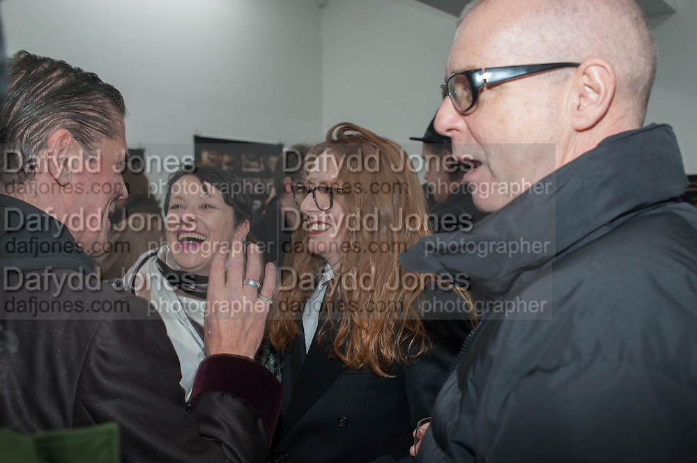 JUDY BLAME; FIONA SKINNER; NICOLA TYSON; NEIL TENNANT, Nicola Tyson exhibition of photographs: Bowie Nights at Billy's Club London 1978. Sadie Coles HQ. 9 Balfour Mews, London W1. 25 January 2013.