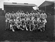 31/03/1957<br /> 03/31/1957<br /> 31 March 1957<br /> National Hurling League: Dublin v Cork at Croke Park, Dublin. Dublin Team.
