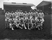 31/03/1957<br /> 03/31/1957<br /> 31 March 1957<br /> National Hurling League: Dublin v Cork at Croke Park, Dublin. Dublin Team.