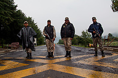 Messico,Cheran, autonomia indigena a difesa dei boschi