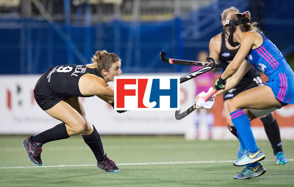 AUCKLAND - Sentinel Hockey World League final women<br /> Match id: 10304<br /> 14 ARG v NZL 1-2<br /> Foto: Amy Robinson <br /> WORLDSPORTPICS COPYRIGHT FRANK UIJLENBROEK
