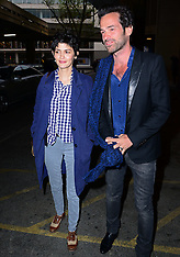 MAY 02 2014 Audrey Tautou attends film premiere of Mood Indigo