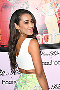 Sienne Flemming arrives at the Paris Hilton 'Boohoo' Clothing official launch party on June 20, 2018 at Delilah in West Hollywood, California (Photo: Charlie Steffens)