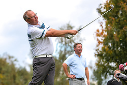 Team Blue Poppy take part in the annual Bristol Rovers Golf Day - Rogan Thomson/JMP - 10/10/2016 - GOLF - Farrington Park - Bristol, England - Bristol Rovers Golf Day.