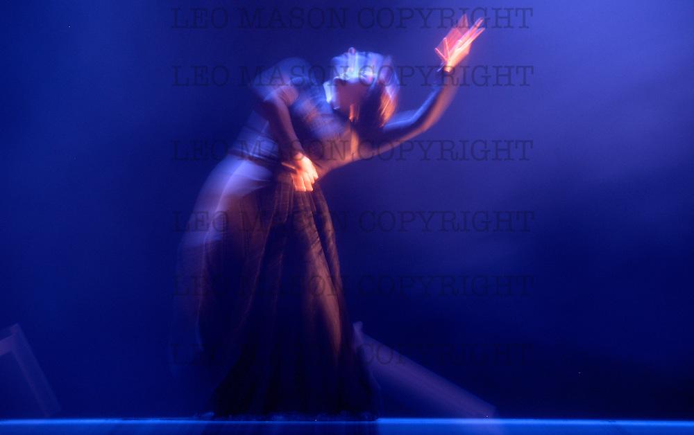15.03.2013 Flamenco Festival London Sadlers Wells Theatre UK Ballet Flamenco Eva Yerbabuena performing Seguirilla