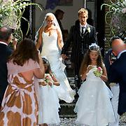 NLD/Nuenen/20080809 - Huwelijk Tanja Jess en Charly Luske,