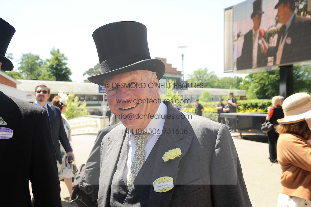 LORD PENDER at the second day of the 2010 Royal Ascot Racing festival at Ascot Racecourse, Berkshire on 16th June 2010.