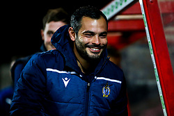 Bristol Rovers Under 18s manager Tom Parrinello - Mandatory by-line: Robbie Stephenson/JMP - 29/10/2019 - FOOTBALL - County Ground - Swindon, England - Swindon Town v Bristol Rovers - FA Youth Cup Round One